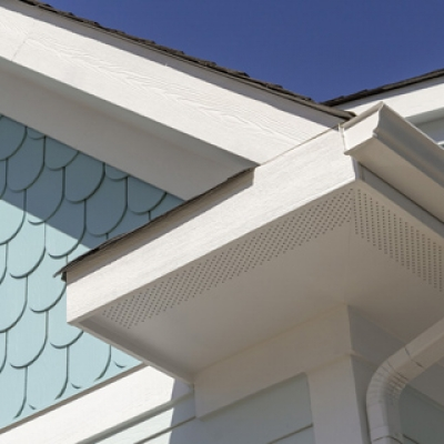 Seamless Eaves/Soffit & Fascia